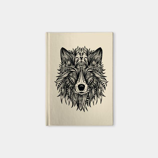 Wolf Head Design