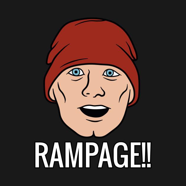 Archer - RAMPAGE!!