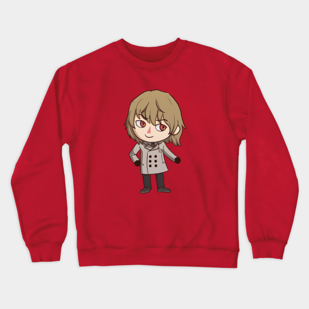 Goro Akechi Crossing