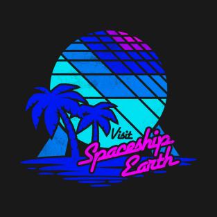 Visit Spaceship Earth