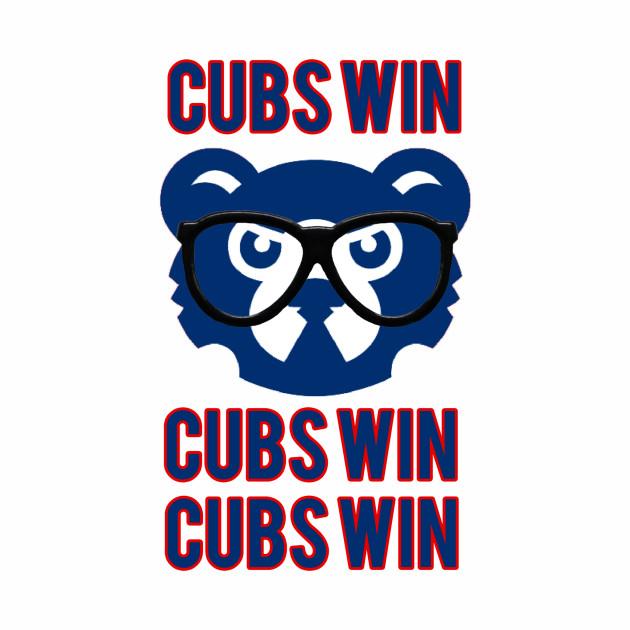 Cubs win Harry