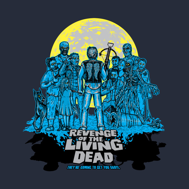 Revenge of the Living Dead