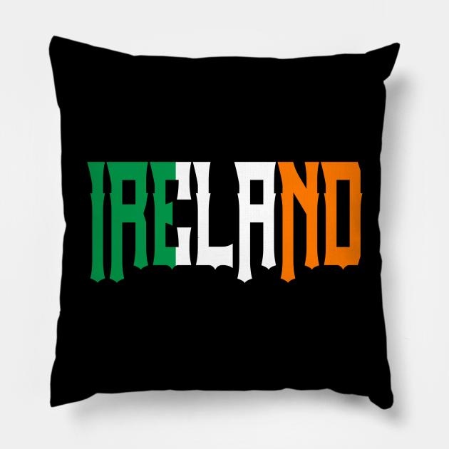 Ireland country & Flag