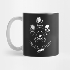 Predator mugs