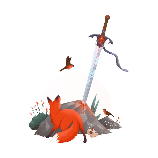 Fox and the Sword