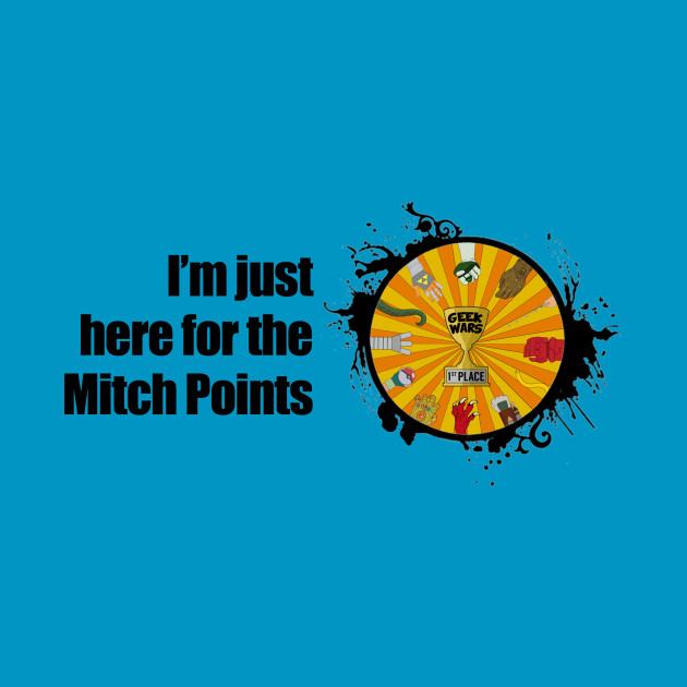 Here for the Mitch Points
