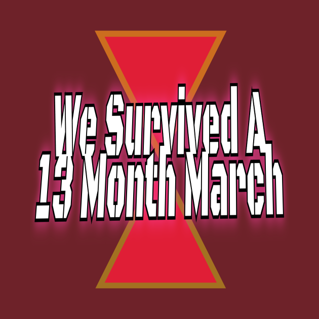 We Survived A 13 Month March