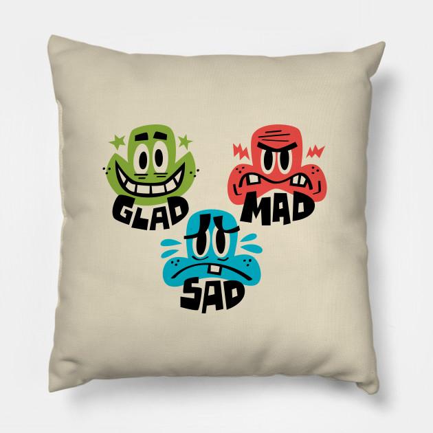 Glad Mad Sad