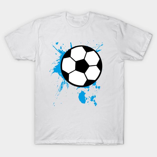 Soccer Splash Boy Blue Player