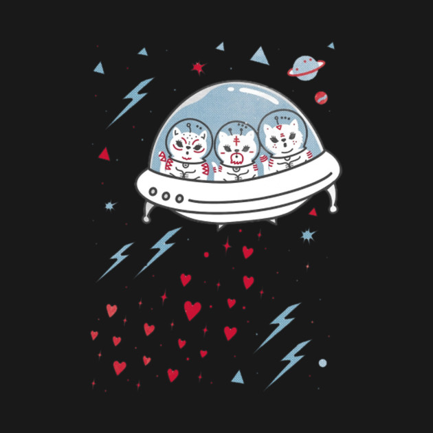 Cosmic Love Attack