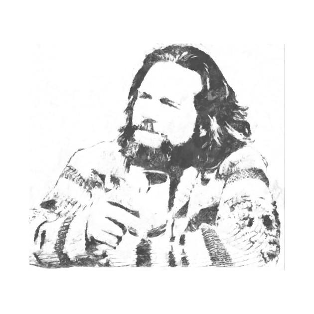 The dude - Jeff Bridges - Lebowski