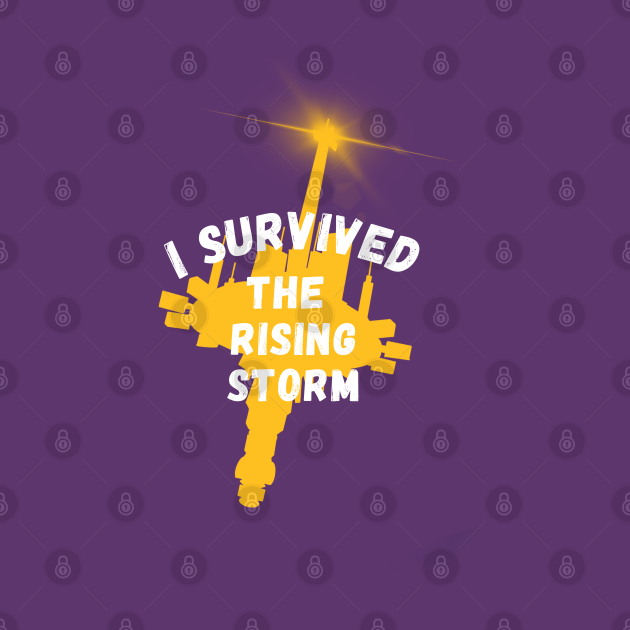 I survived the Storm