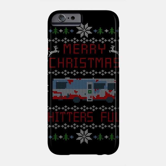 Merry Christmas Vacation Shitters Full Phone Case