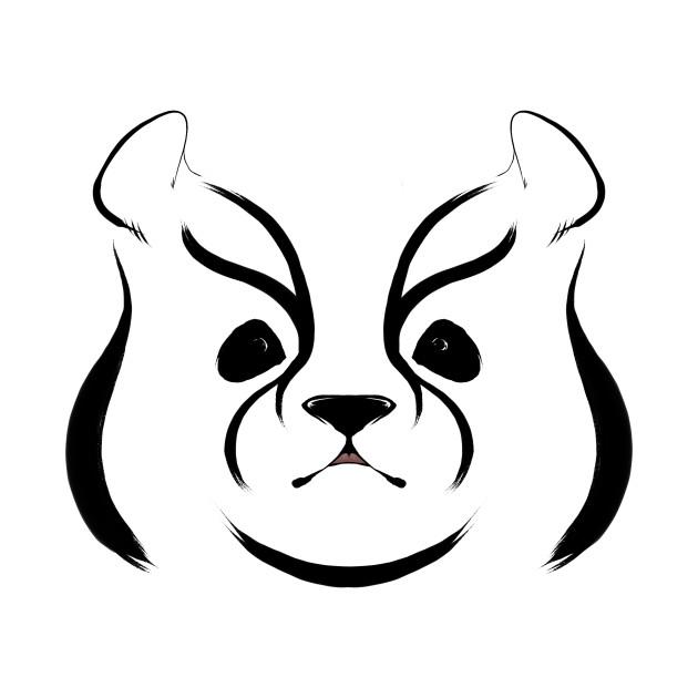 Kabuki animal, Panda