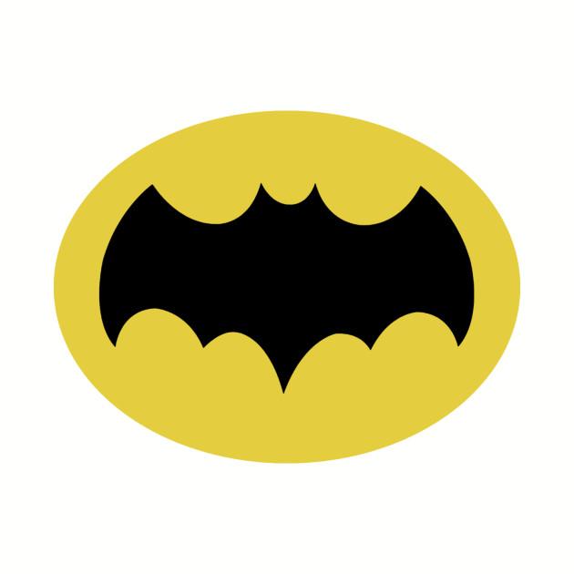 Batman 66 Small Logo Batman Pillow Teepublic