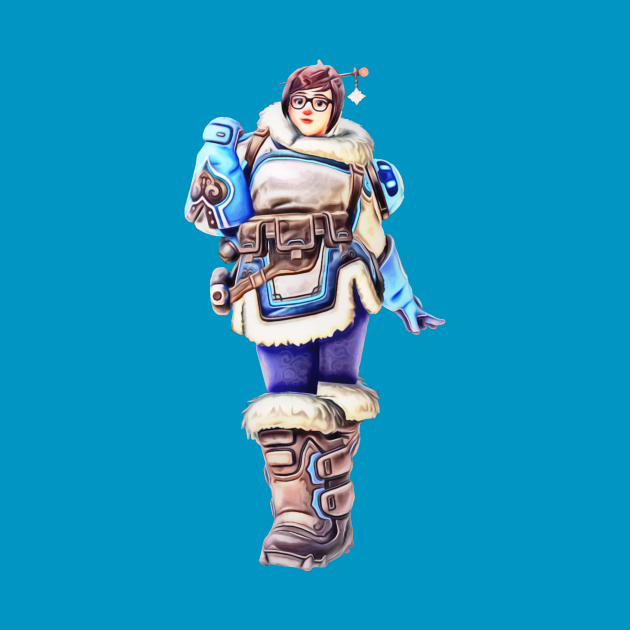Overwatch Mei