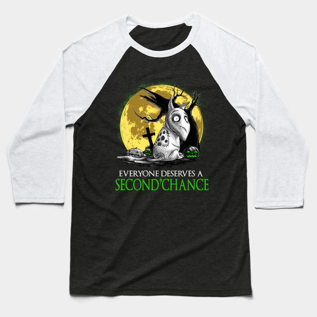 Frankenweenie Frankenweenie Baseball T Shirt Teepublic