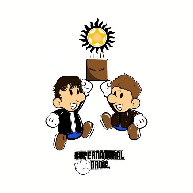 Supernatural Bros.