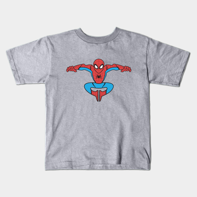 59f48f293 Spiderman-Homecoming - Marvel - Kids T-Shirt | TeePublic
