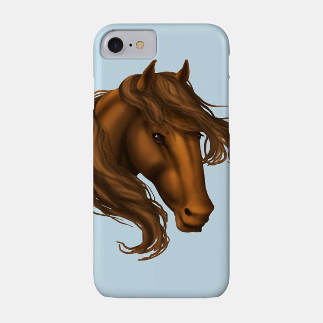 Horse Head - Chestnut
