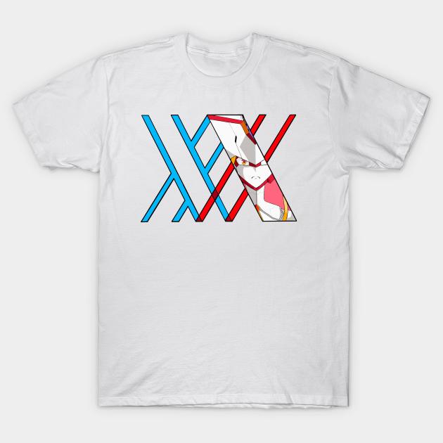 Darling in the franxx strelizia - Darling In The Franxx - T-Shirt |  TeePublic