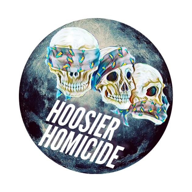Hoosier Homicide Blue Moon Skulls