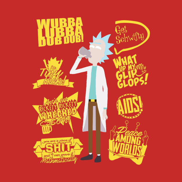 Rick Sanchez Quotes Rick And Morty Mug TeePublic Best Rick Sanchez Quotes
