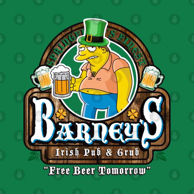 Barney's Irish Pub & Grub