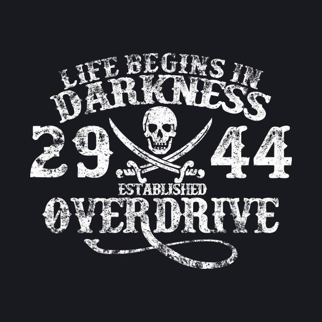 OVERDRIVE Established 2944