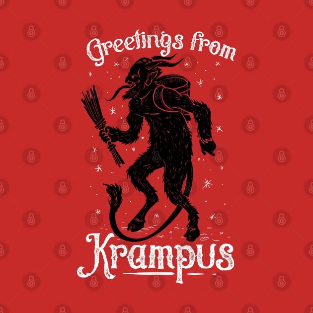 Greetings From Krampus