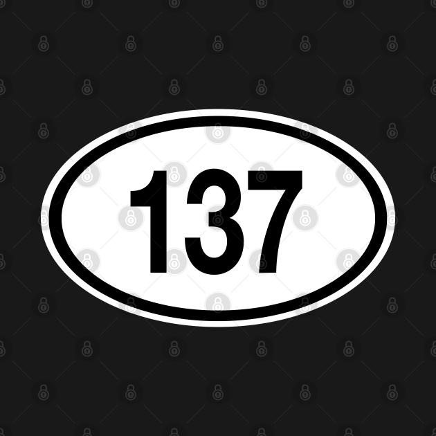 The Mysterious 137 Marathon