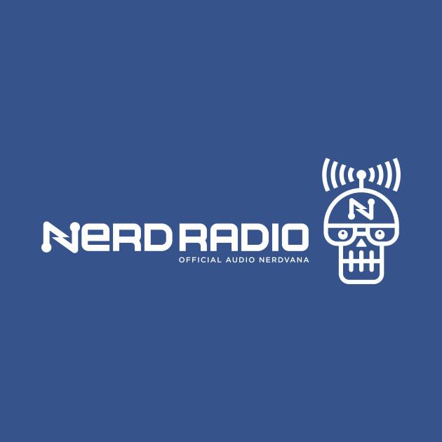 Nerd Radio FM Basic Tee