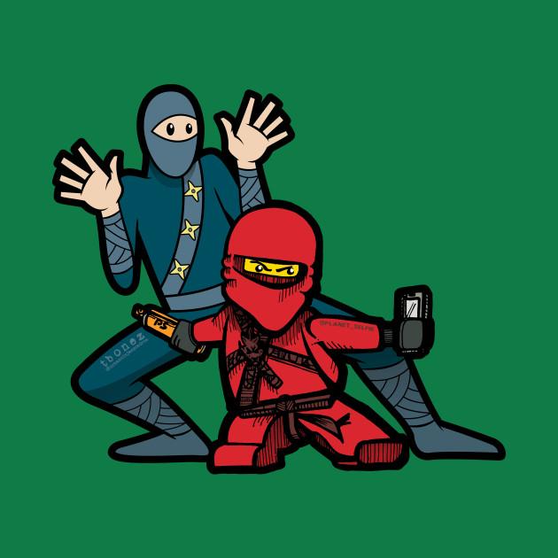 Jazz Hands Ninja
