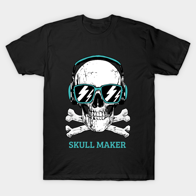 Skull maker cool skull design