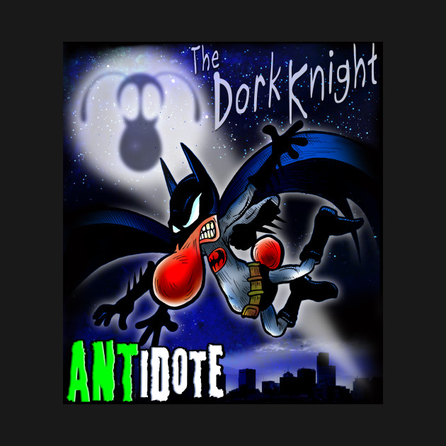 CHARMY'S ARMY - THE DORK KNIGHT IN ANTIDOTE