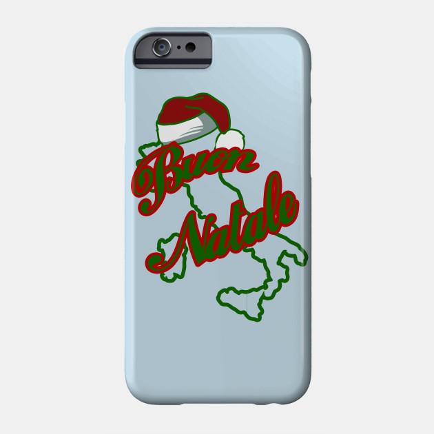 Babbo Natale Italy.Buon Natale Italian Christmas Babbo Natale