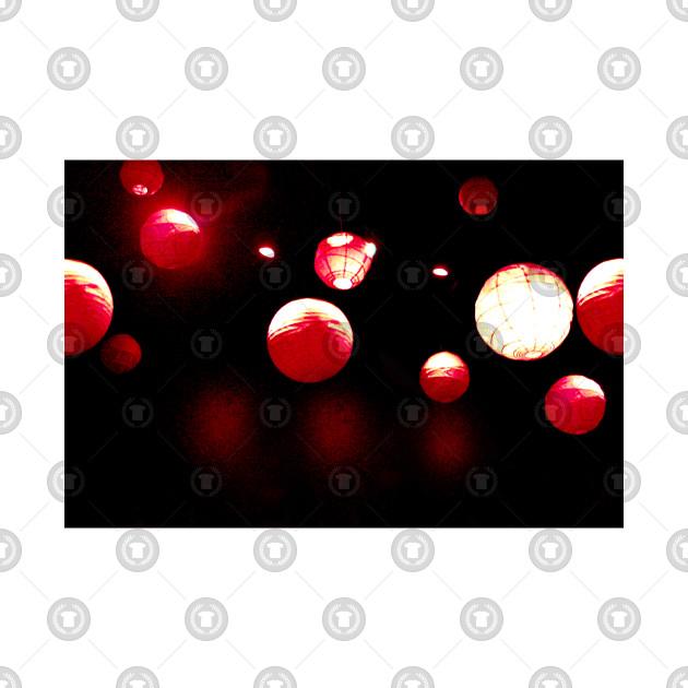 Crimson Orbs