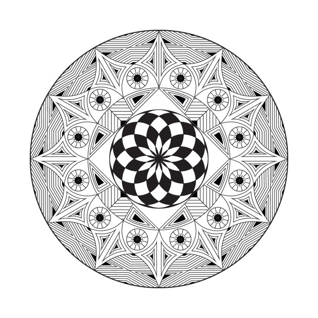 Sun Mandala.