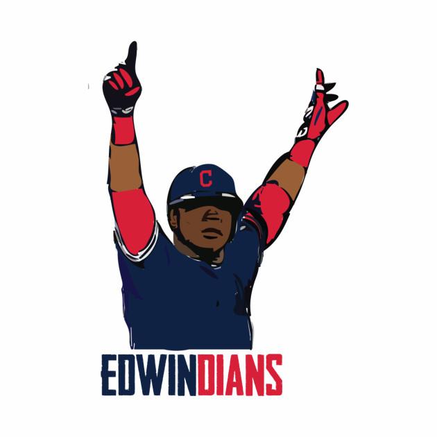 Edwindians Edwin Encarnacion Indians Shirt