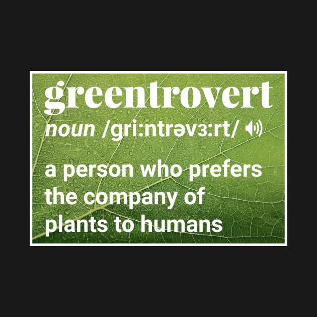 Greentrovert