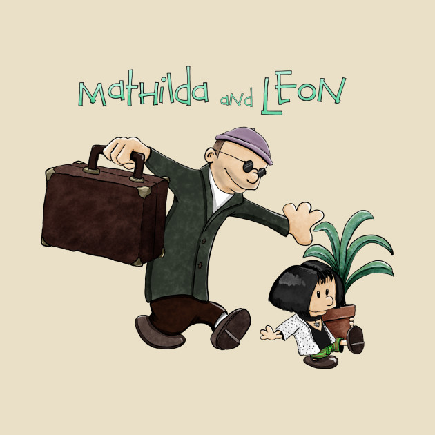 Mathilda and Leon