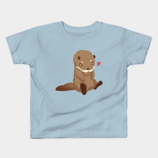 Womens Sleeveless T Shirts Simple Funny Otter with Pizza Cotton Yoga Tops