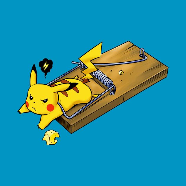 Mouse trap... :) (Pokemon Parody)