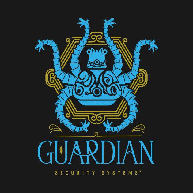 Protected by Guardian Security