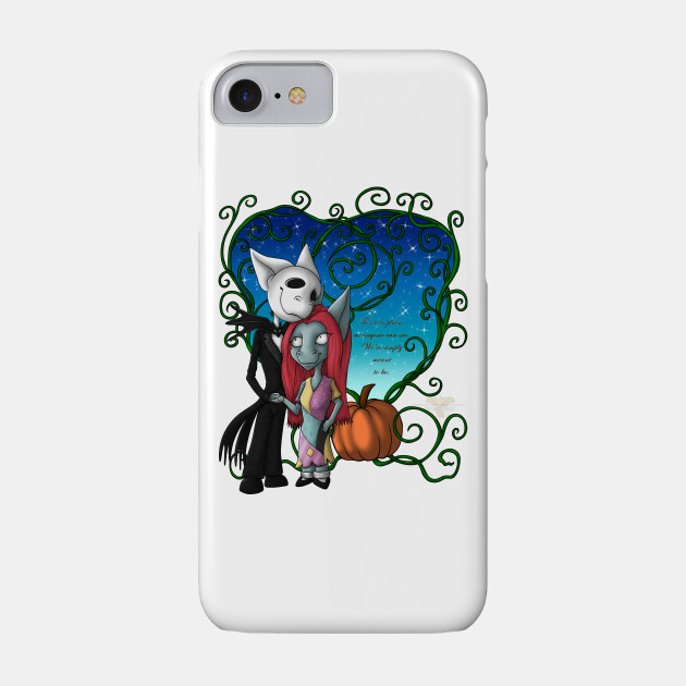 Meant to Be: Jack & Sally Derpington