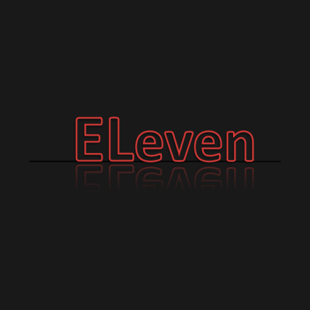 ELeven (in the Upside down)