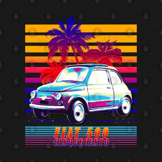 Fiat 500 cinquecento