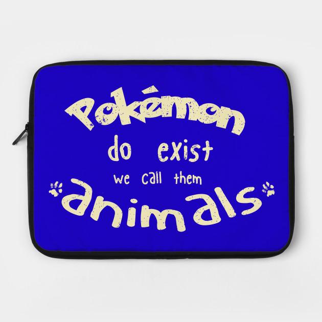 Pokemon exist