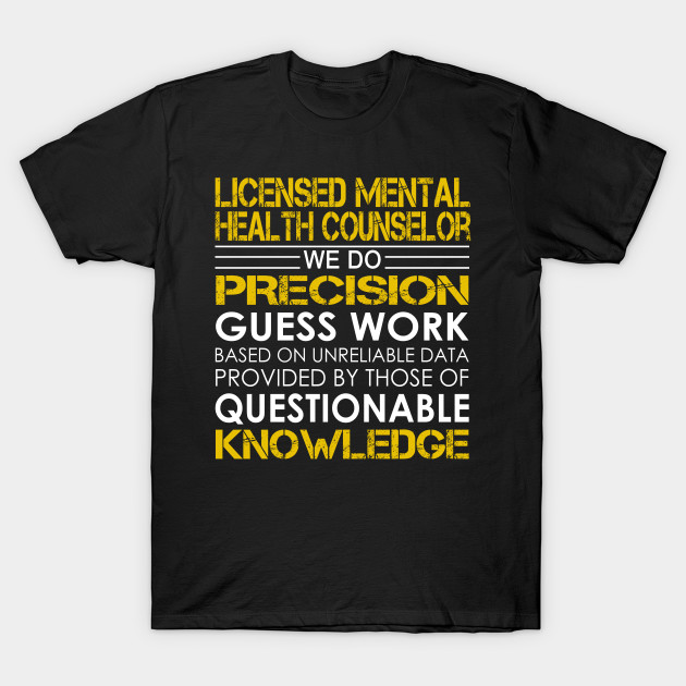 what is a licensed mental health counselor