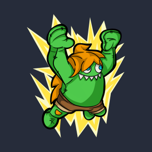 Blanka Street Fighter T-Shirts | TeePublic